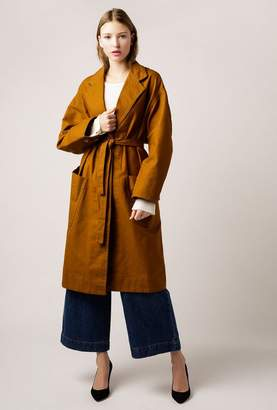 Azalea Naples Belted Trench Coat