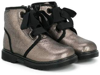 Andrea Montelpare lace-up ankle boots
