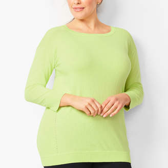 Talbots High-Low Sweater
