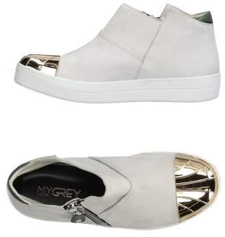 MY GREY High-tops & sneakers