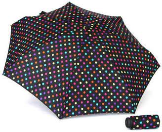 Spot print mini umbrella