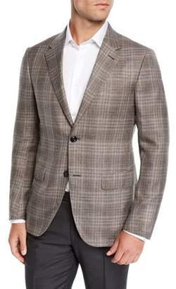Ermenegildo Zegna Men's Check Sport Coat