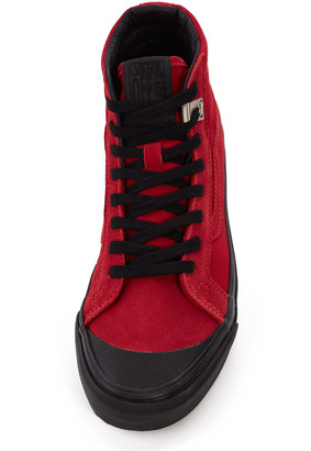 Vans Vault By X Alyx Red OG Style 138 LX Sneaker