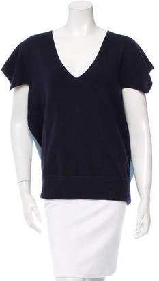 Derek Lam Cashmere Cap Sleeve Top w/ Tags
