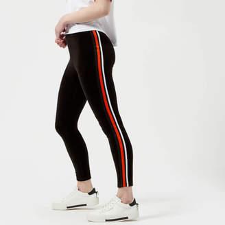0f4043f1ec57d Juicy Couture Women's Stretch Velour Leggings