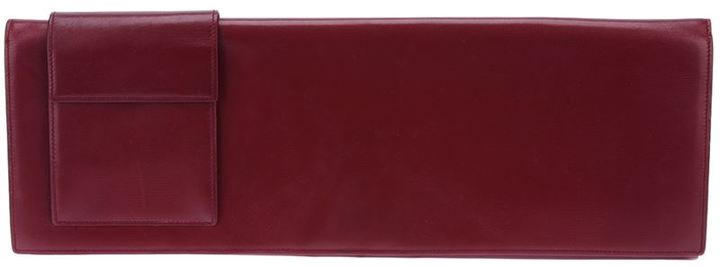 Christian Dior long clutch