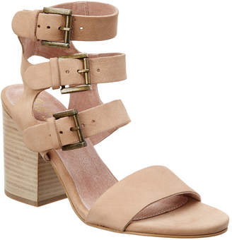 Seychelles Dilly Dally Leather Heeled Sandal