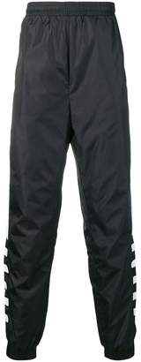 Fila loose track trousers