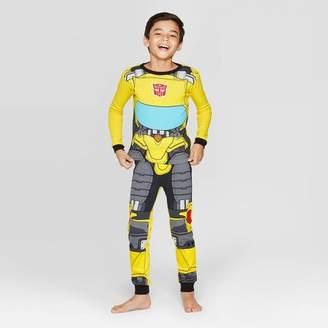 Transformers Boys' 2pc Pajama Set - Yellow