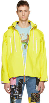 Loewe Yellow Paulas Ibiza Edition Jacket