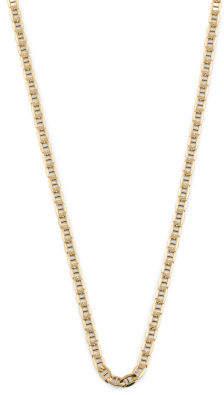 Men's Made In Italy 14k Gold Portofino Necklace