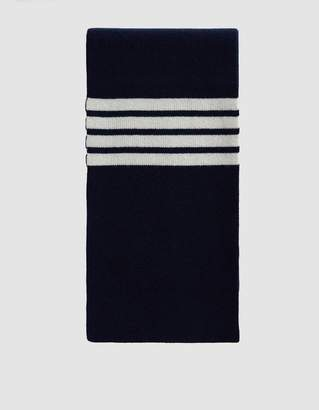 Thom Browne Striped Cashmere Scarf