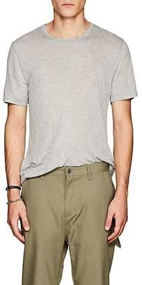 ATM Anthony Thomas Melillo Men's Cotton Crewneck T-Shirt - Gray