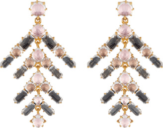 Larkspur & Hawk Caterina Branch Chandelier Earrings
