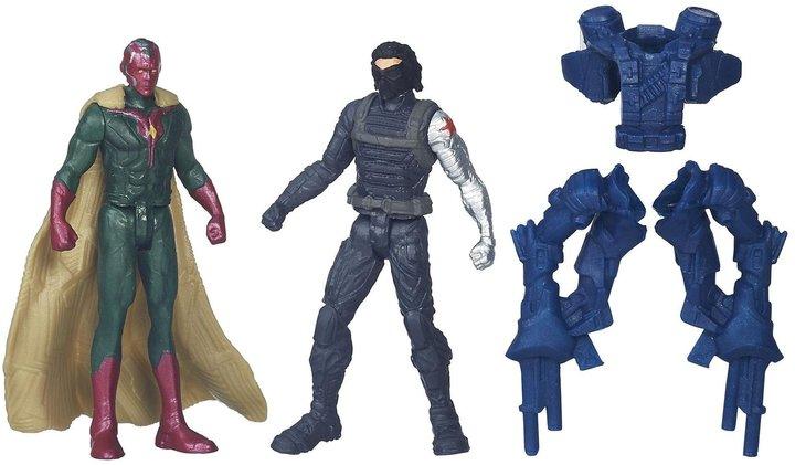 Marvel Winter Soldier Vs Vision