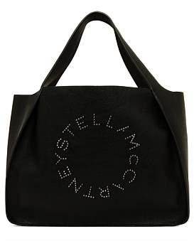 Stella McCartney Small Tote Logo Bag Alter Nappa