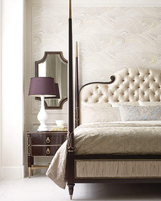 Caracole Everly Queen Poster Bed