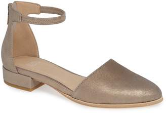 Eileen Fisher Hutton Ankle Strap Shoe