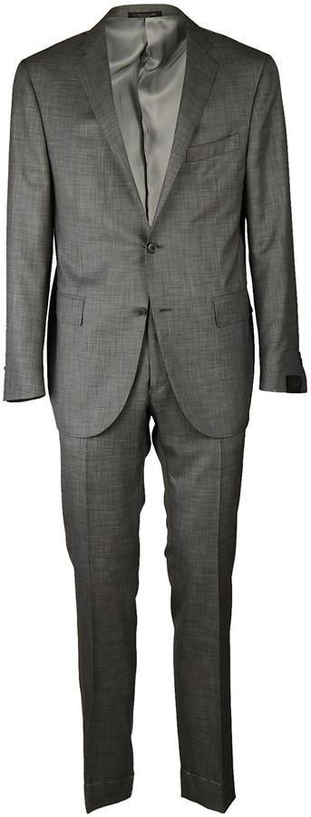 CornelianiCorneliani Two Piece Suit