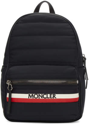 Moncler Black New George Zaino Backpack