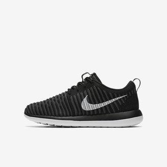 Nike Roshe Two Flyknit Big Kids' Shoe $130 thestylecure.com