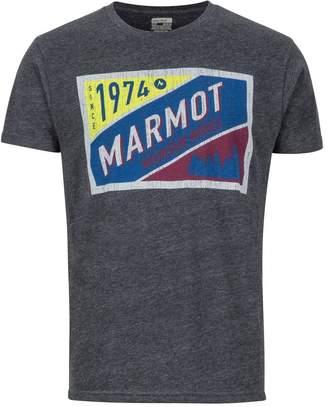 Marmot Mountain Tab SS Tee