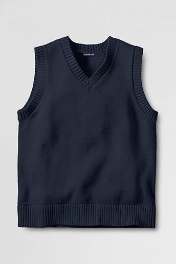 Women's V-neck Drifter Sweater Vest