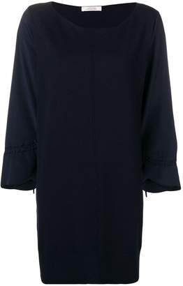 Schumacher Dorothee contrast sleeve knitted dress
