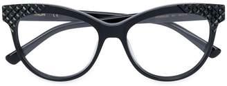MCM cat eye glasses