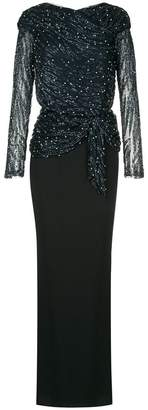 Rachel Gilbert Jamilla gown