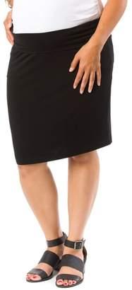 LAB40 Cleo Maternity Pencil Skirt