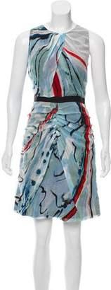 Diane von Furstenberg Silk Paradis Dress