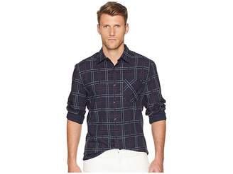 Perry Ellis Large Plaid Shirt