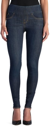 Rock & Republic Women's Fever Denim Rx Midrise Pull-On Jean Leggings
