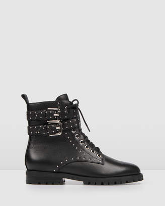 Moto Ankle Boots
