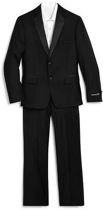 Michael Kors Boys' Tuxedo Jacket & Pants Set - Big Kid