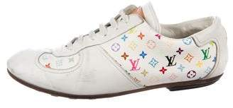 Louis Vuitton Multicolore Low-Top Sneakers