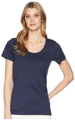 Pendleton Short Sleeve Pima Tee Women's Clothing