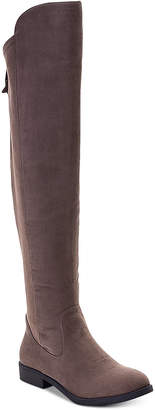 Style&Co. Style & Co Hayley Wide-Calf Over-The-Knee Zip Boots