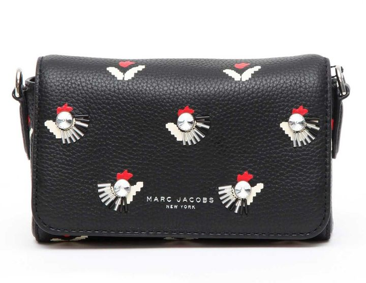 Marc By Marc JacobsMarc By Marc Jacobs 'embellished Tulip' Crossbody Bag