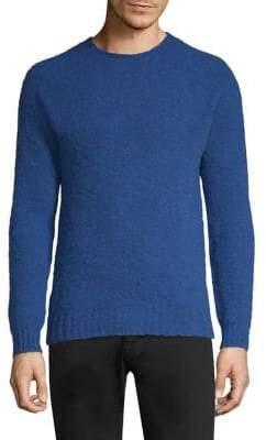 Officine Generale Scottish Shetland Crewneck Sweater