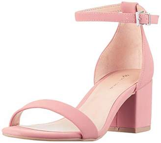 a5e23e5f9939 Call it SPRING EU Women s Borewiel Open Toe Heels