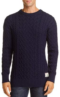 Scotch & Soda Wool-Blend Classic Fit Sweater