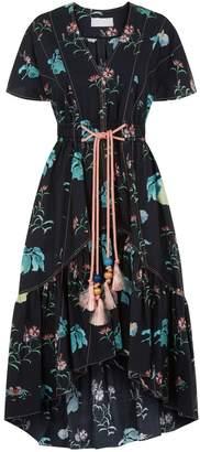 Peter Pilotto Cotton Floral Dress