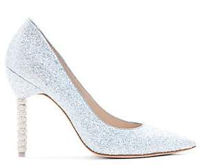 10eea50d4bfe Sophia Webster Women s Coco Crystal Heel Glitter Pumps
