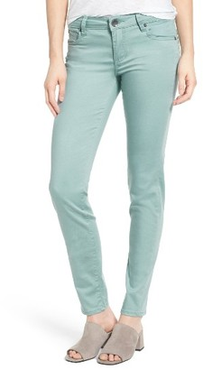 Women's Kut From The Kloth 'Diana' Skinny Five-Pocket Pants $79 thestylecure.com