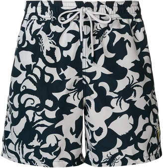 Polo Ralph Lauren underwater printed swimming shorts