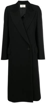 Ports 1961 classic single breasted coat