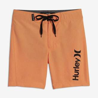 Hurley Heathered One And Only Little Kids' (Boys') Board Shorts