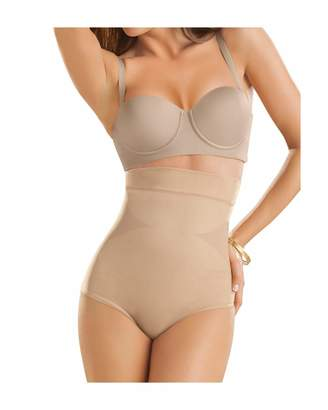 783e9fae16c64 Leonisa Women s Invisible Seamless Thong Shaper with Smooth Waist and Tummy  Control